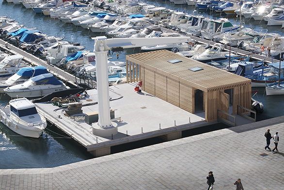 Le Vieux-Port de Marseille et les Clubs Nautiques