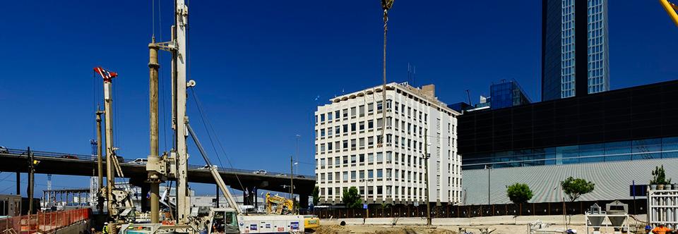 Aux côtés des Ateliers Jean Nouvel (AJN),Tangram Architectes commence la Maîtrise d'Œuvre d'Exécution de la Tour La Marseillaise