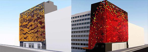Dessine moi une façade SNBVI Tangram Architectes Salon Batimat 2015