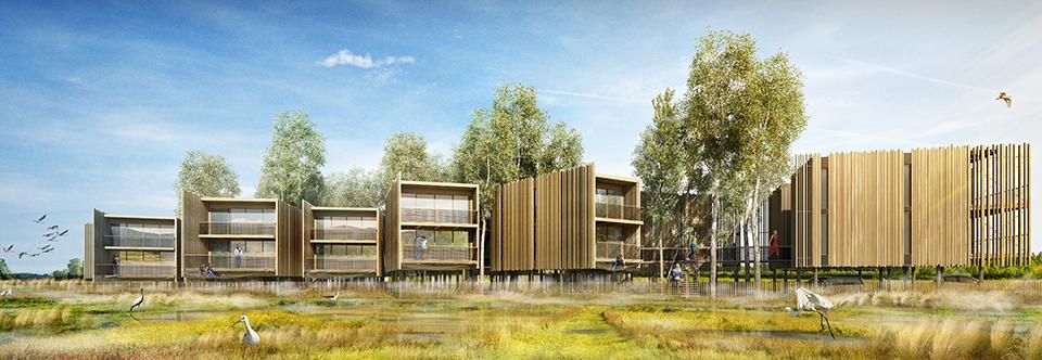 Le Mas d'Huston à Saint Cyprien choisit Tangram pour son nouveau projet de logements