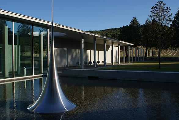 Château La Coste Art Center Tadao Ando Hiroshi Sugimoto Tangram Architectes Maison & Objet