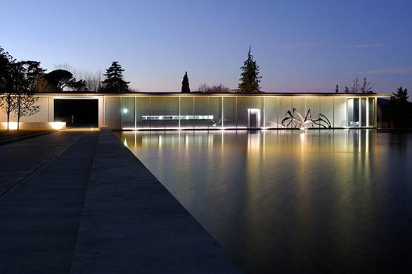 Château La Coste Art Center Tadao Ando Louise Bourgeois Crouching Spider 6695 Tangram Architectes Maison & Objet