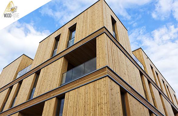 WoodRise Tangram Architectes Bordeaux ADIVbois Immeubles à Vivre Bois