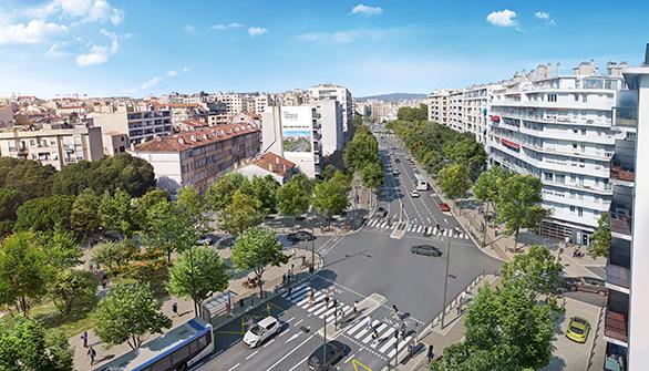 Le Jarret Sidi brahim Marseille Tangram Devillers Métropole Aix Marseille